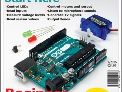 Make: Arduino Special plus Arduino Uno for only €24.95
