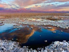 Salar de Atacama in Chile. By Francesco Mocellin. CC BY-SA 3.0 licence
