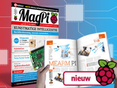 NEW: the official MagPi magazine!!