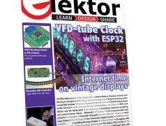 Elektor Magazine 3/2018 now on sale -- print or download