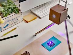 Cubiio: a crowdfunded desktop laser engraver