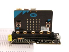 BBC micro:bit T-board + weather station (150652)