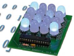 Touch-LEDs für Arduino