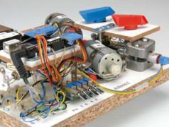 Laserprojektion mit Arduino