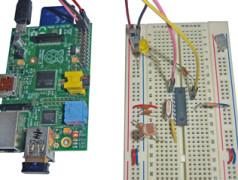 I2C-Device für Raspberry Pi