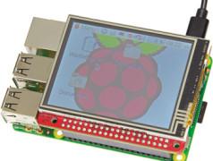 LCD am RPi anschließen