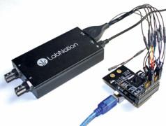 Debugging und Dekodierung digitaler Kommunikation