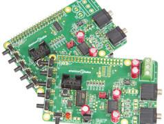 Volumeneinstellung für Audio-DAC