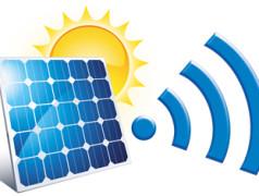 Solarversorgung für WLAN-Repeater