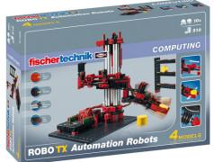 Nicht nur fürs Kinderzimmer: Baukasten für Industrieroboter-Modelle