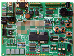 AVR-Controller: Low-Cost-Experimentierboard im Selbstbau
