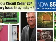 CC25: Achtung, die Jubiläumsausgabe von Circuit Cellar kommt!