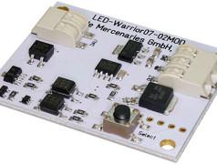 LED-Warrior: Universelle LED-Ansteuerung