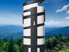 Portable Mikrowelle im Thermosflaschenformat
