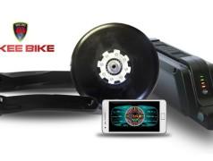 Bikee Bike – Hilfsmotor für 48 km/h
