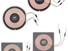 Die Produktgruppe WE-WPCC (Wireless Power Charging Coil) bietet eine große Auswahl an Spulen für die verschiedensten Arten von Wireless-Power-Anwendungen.