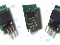 Miniatur-Spannungsregler mit sehr hohem Wirkungsgrad