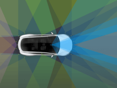 Tesla Modell 3. Bild: Tesla