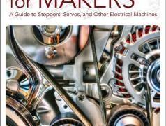 Neu bei Elektor: Motors for Makers