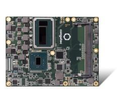 Die GPU des neuen SoC-Moduls bietet 128 Mbyte eDRAM und mit 72 Execution Units eine dreimal höhere parallele Rechenleistung gegenüber der Skylake Architektur ohne Iris Grafik.