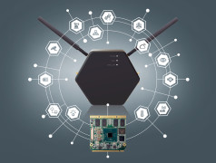 OEMs, die das congatec IoT Gateway System einsetzen, profitieren von einem vorkonfigurierten, vorzertifizierten IoT Gateway, mit dem es leicht fällt, eine große Bandbreite heterogener Sensoren und Systeme an Cloud-basierte Services anzubinden.