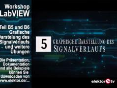 """Gratis für Elektor-Leser: Videokurs """"LabVIEW"""" (Teil 7)"""