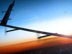Aquila fliegt. Bild: Facebook