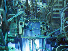 Thorium-Experimentalreaktor in Pletten (NL). Bild: NRG