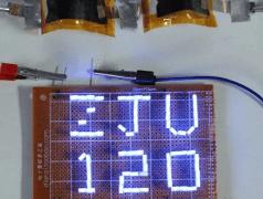 AIBs versorgen einige LEDs. Bild: Zhejiang Universität
