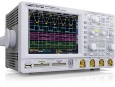HAMEG Instruments stellt auf der Embedded in Nürnberg die neue Mixed- Signal Oszilloskop-Serie HMO3000 mit bis zu 500MHz Bandbreite vor.