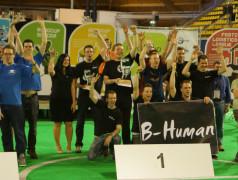 TME Sponsor der RoboCup Weltmeisterschaft!