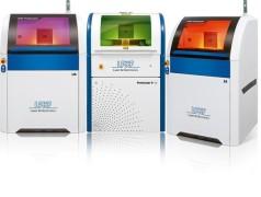 Drei neue Laborlaser und weitere Produktionssysteme - Neues aus der R&D-Abteilung von LPKF
