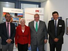 Besuch von Bundesminister Peter Altmaier