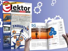 """Elektor Business Magazine """"Industrie 4.0 und Automatisierung"""""""