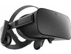 Die VR-Brille von Oculus (Foto: oculus.com).
