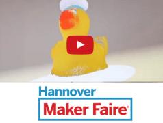 Open-Source 3D-Scanner-Bausatz im Video