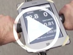 Elektor.TV | Fahrrad-Computer, aber ablesbar
