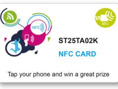 NFC avec Elektor et ST
