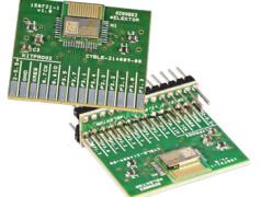 module PSoC BLE au format L-board adapté aux platines d'essais