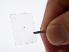 Miniaturisation à l'échelle atomique