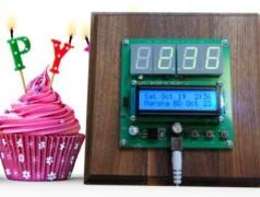 Pense-bête électronique pour anniversaires