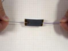 Produire de l'électricité avec du carton, un crayon et de l'adhésif