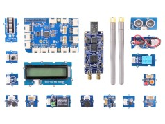 Système radio défini par logiciel avec Grove et Raspberry Pi