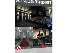 Recension : Acoustics in Performance