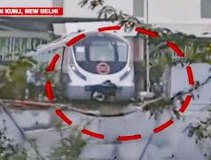 Un incident vient entamer la confiance dans le métro automatique