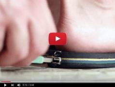Le batteur charcute ses tongs et prend son pied avec Arduino