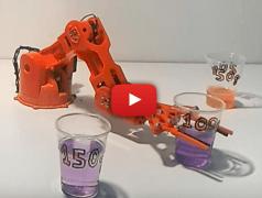 Arduino Braccio : un bras robot en kit