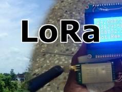 Répéteur LoRa pour télémétrie à grande distance