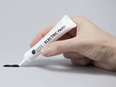 Un fil liquide pour circuits imprimés flexibles