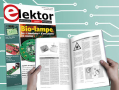 Magazine Elektor de mai/juin 2018 : la communication sans fil